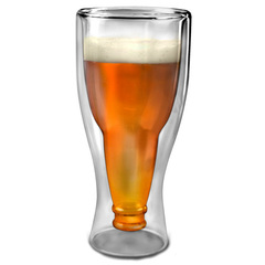 Бокал для пива «Бутылка», большой, фото 7