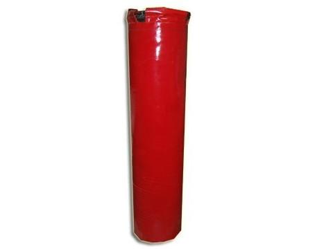 Мешок боксерский цилиндр 45 кг. Наполнитель: песок, опилки.