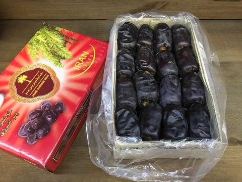 Финики (в коробке) Орехи и сухофрукты ИП. Гагкаева О.М 1кг