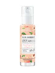 ECO SORBET Peach Сыворотка для лица увлажняющая и питательная, 30мл