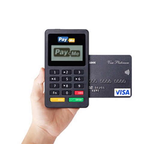 Pay-me Chip&PIN ридер
