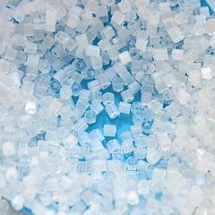 05051 Бисер Preciosa рубка 10/0, белый сатин