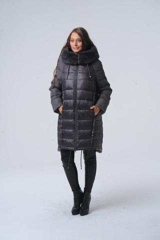 Пальто для беременных 11016 капучино