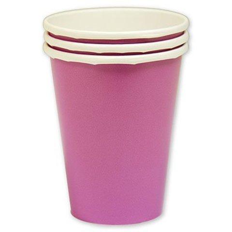 Стакан Bright Pink 266мл 8шт/A