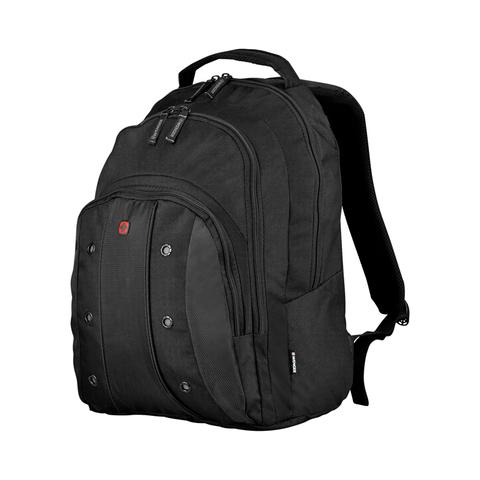 Городской рюкзак чёрный 25 л WENGER Upload 64081001