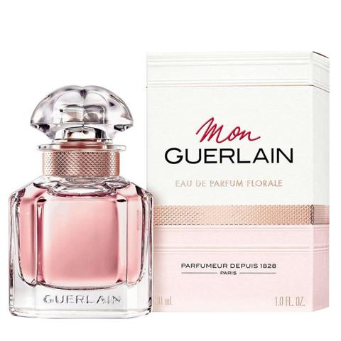 Guerlain: Mon Guerlain Florale женская парфюмерная вода edp, 30мл/50мл
