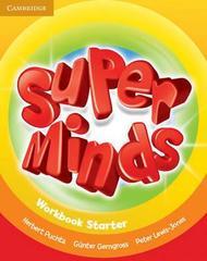 Super Minds Starter (SB+WB)+CD+DVD
