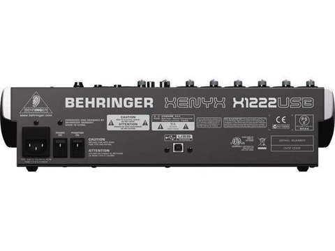 Аналоговые Behringer X1222USB