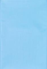 Колорит. Клеенка ПВХ 50х70 см без окантовки и резинки, голубая