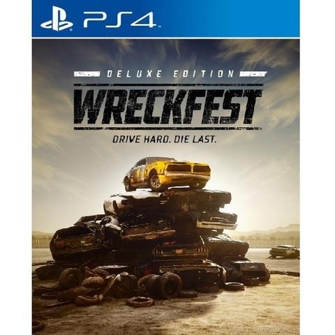 Wreckfest: Drive Hard. Die Last. Deluxe Edition