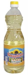 Белорусское масло подсолнечное