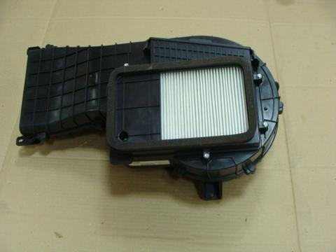 Вентилятор отопителя УАЗ 3163-30 (Sanden 2012-16 г) в сборе с корпусом и фильтром