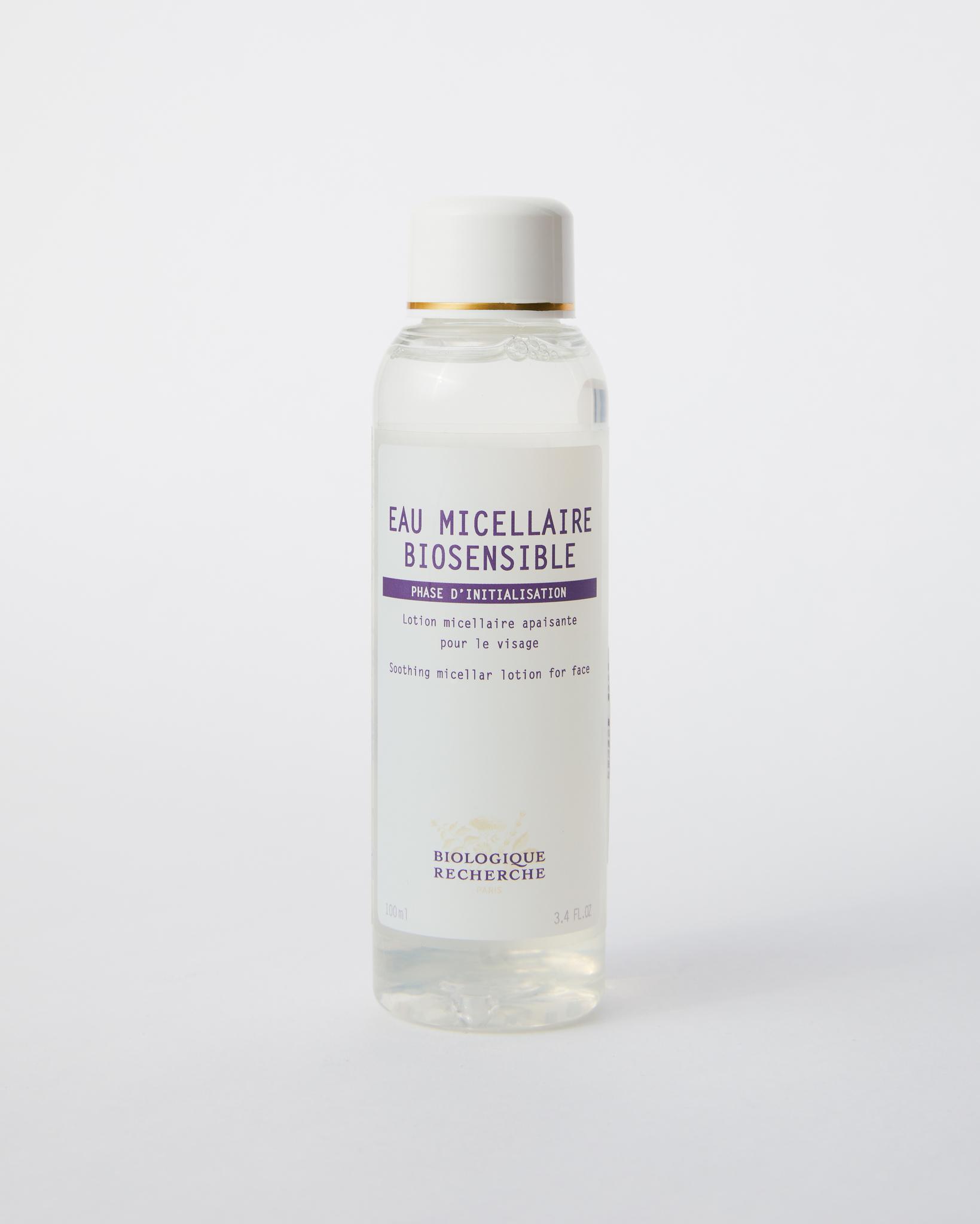 Лосьон очищающий для чувствительной кожи BIOLOGIQUE RECHERCHE Micellaire Biosensible 100 мл
