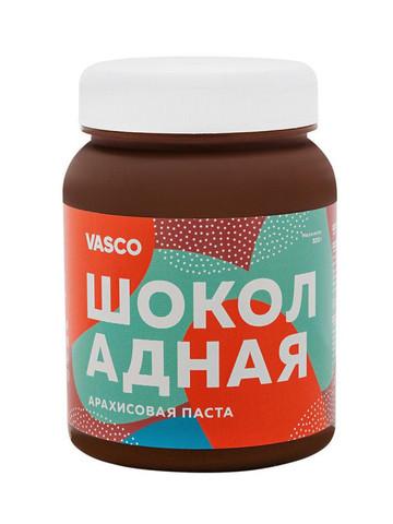 Шоколадная арахисовая паста Vasco 320г