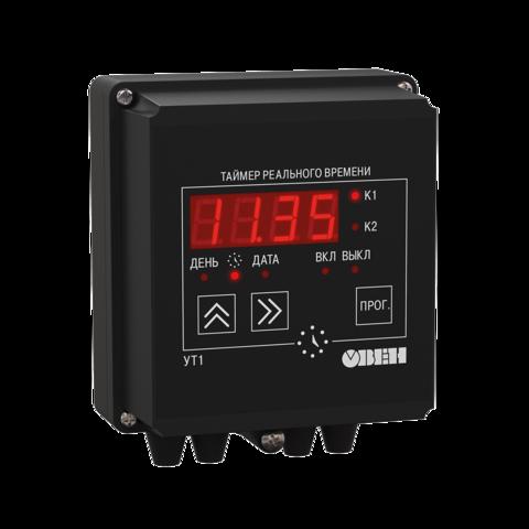 Контроллер для управления системой подающих насосов САУ-У.Щ11 Овен