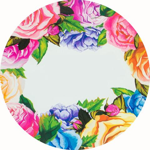 Печать на вафельной бумаге, Цветы 7