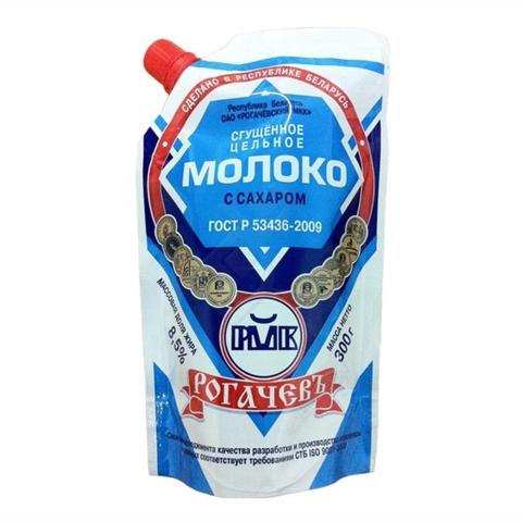 Молоко сгущеное 8,5% 280 г ДП Рогачев РОССИЯ
