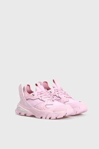 Женские розовые кроссовки CLARICE Calvin Klein