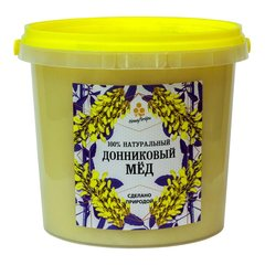 Натуральный донниковый мед HoneyForYou, 1400 грамм