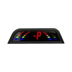 Парктроник (парковочный радар) ParkMaster One Black с 4-мя датчиками черного цвета