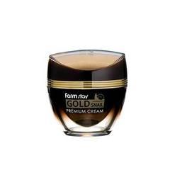 Крем Farmstay Gold Snail Premium Cream 50ml
