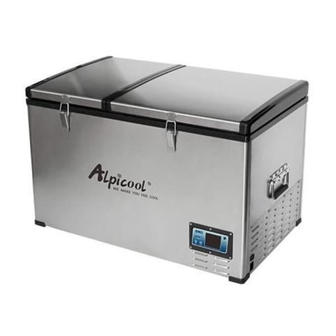 Компрессорный автохолодильник ALPICOOL BCD80 (80 л.) 12-24-220В