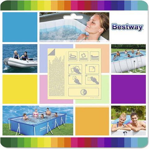 Ремонтный комплект Bestway 62091 (водостойкий) / 16508