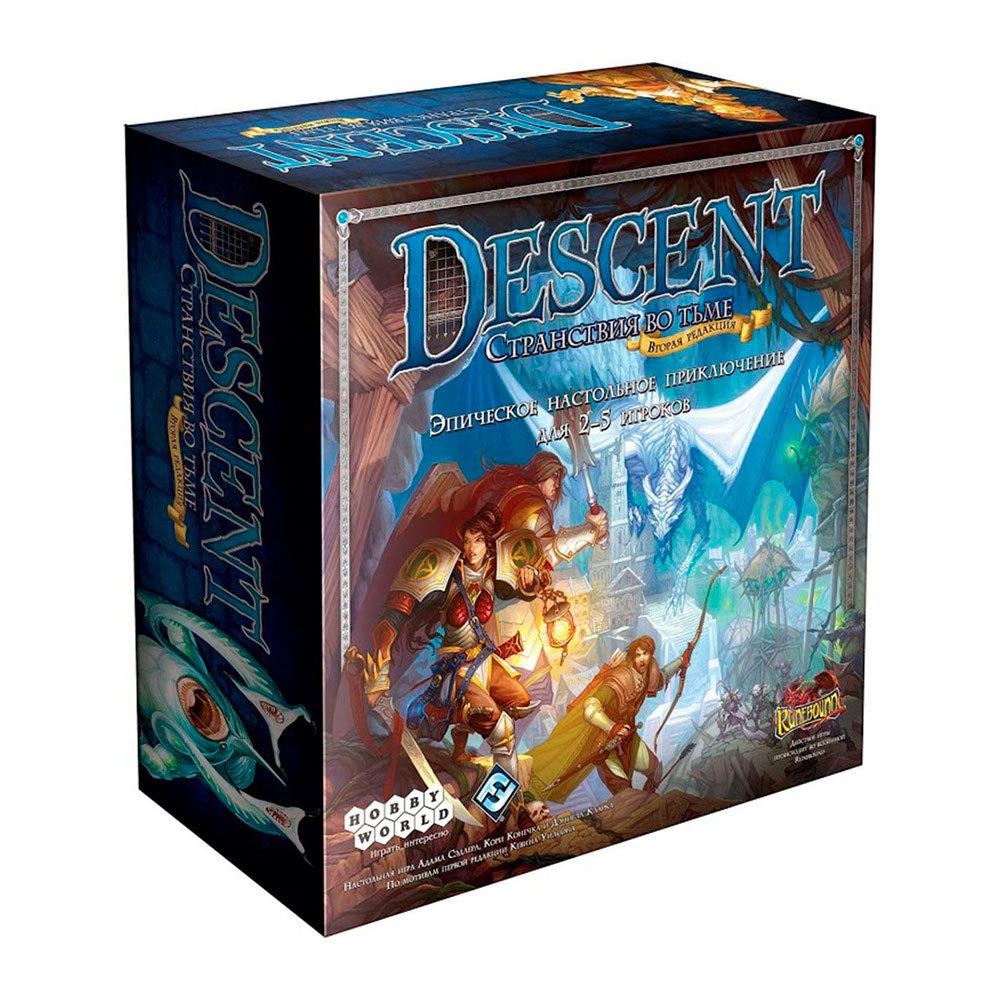 Настольная игра Descent: Странствия во Тьме/ Journeys in the Dark (Десент)