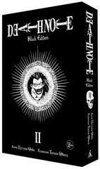 Манга «Тетрадь смерти. Death Note. Black Edition. Книга 2»