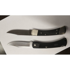 Складной нож BUCK 0110BKSLT Folding Hunter LT Knife