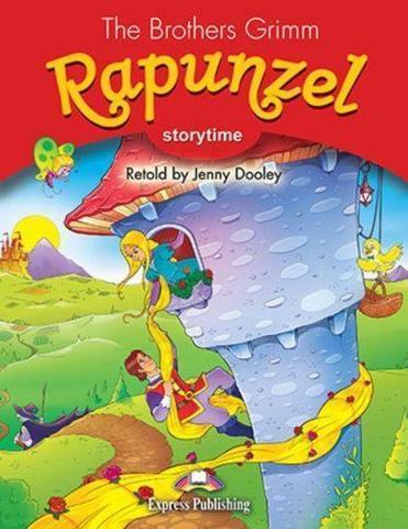 Rapunzel. Книга для чтения. Stage 2 (2-3 классы) - Комплект с аудиодиском