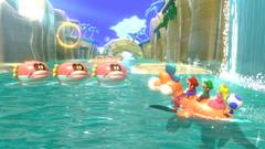 Super Mario 3D World + Bowser's Fury (Nintendo Switch, русская версия)