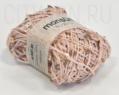 цвет 07 / размытый розовый с пайетками в тон