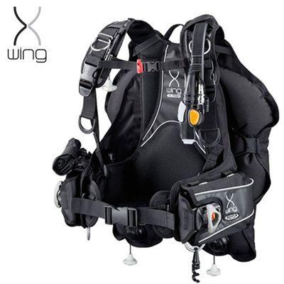 Жилет-компенсатор TUSA X-WING A.P.A. (BCJ-8000)