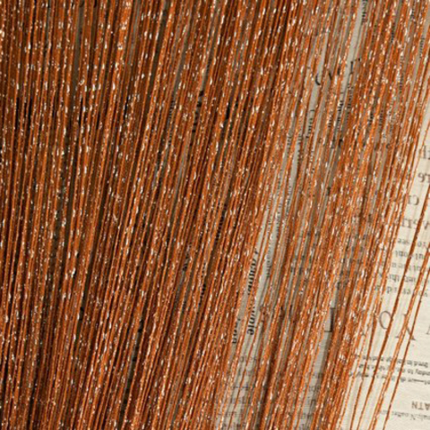 Шторы дождь однотонные - Светло-коричневые. Ш-300см., В-280см. Арт.10