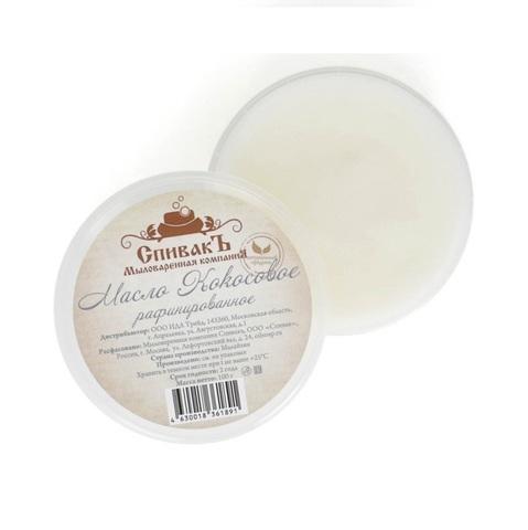 Масло Кокосовое рафинированное | Спивакъ