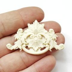 0614 Молд силиконовый орнамент накладка