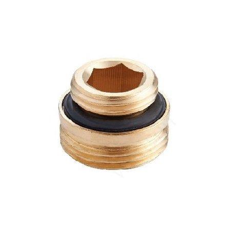 Переходник для узлов нижнего подключения радиаторов вентильного типа 3/4