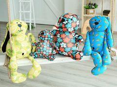 Подушка-игрушка антистресс Gekoko «Цветочный Мишка» 4