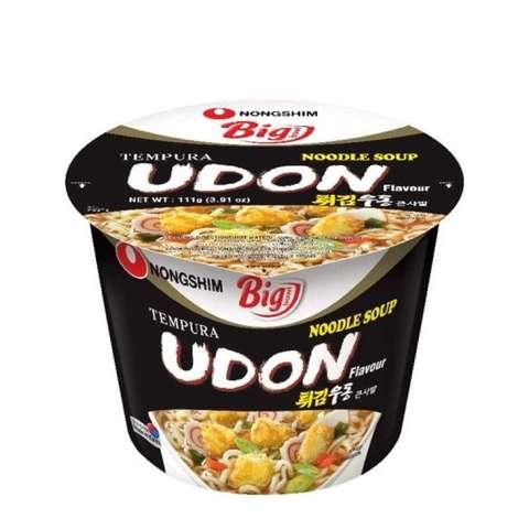 Лапша быстрого приготовления Удон Темпура Nongshim 111 г
