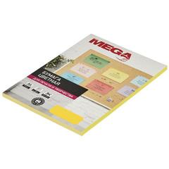 Бумага цветная для офисной техники Promega jet Intensive желтая (А4, 80 г/кв.м, 50 листов)