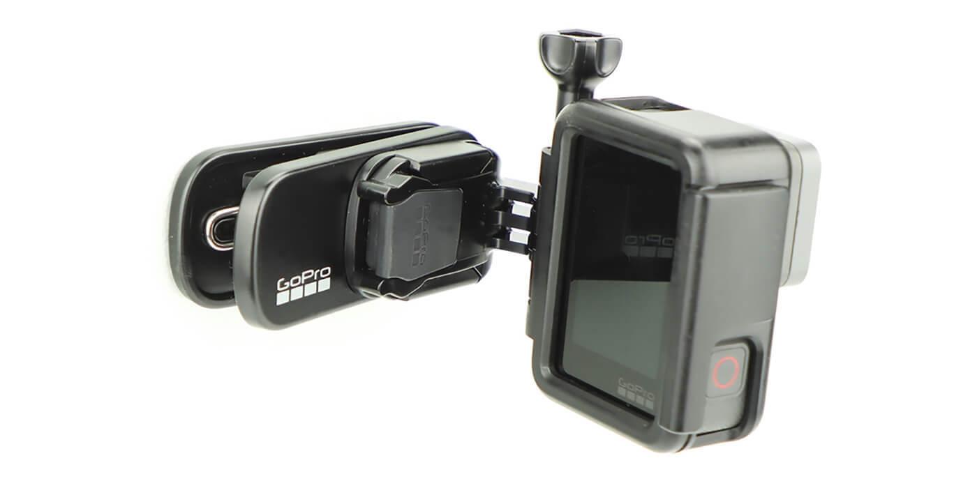 Магнитный поворотный зажим GoPro Clip Mount