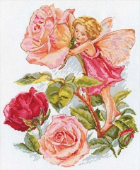 Набор для вышивания Алиса Фея розового сада