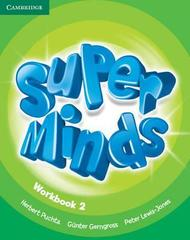 Super Minds 2 (SB+WB)+CD+DVD