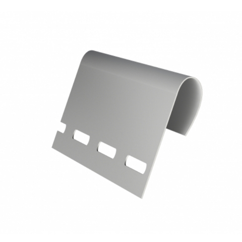 Стартовый профиль для Фасадных панелей Grand Line 3.0 пластиковый