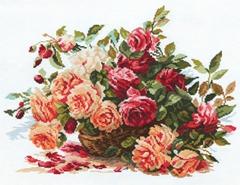Набор для вышивания Алиса Розы