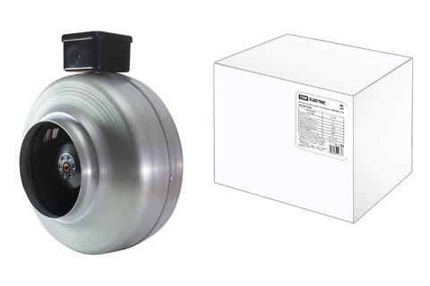 Вентилятор канальный центробежный ВК-100, TDM