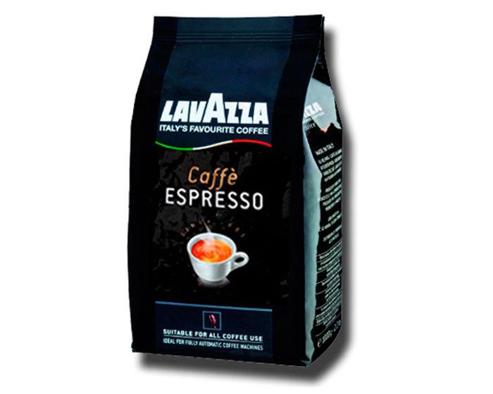 Кофе в зернах LavAzza Espresso, 1 кг (Лавацца)