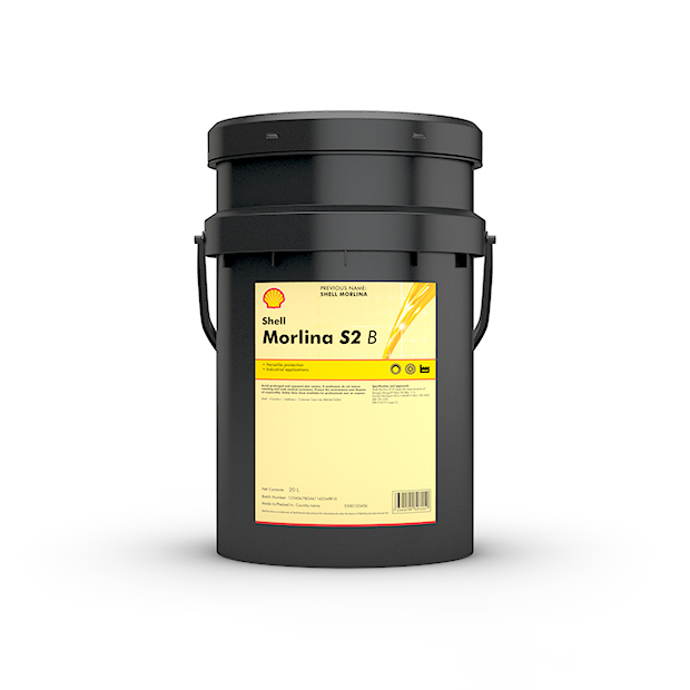 Прочие масла Shell Morlina S2 BL 10 morlina_s2_b.jpg