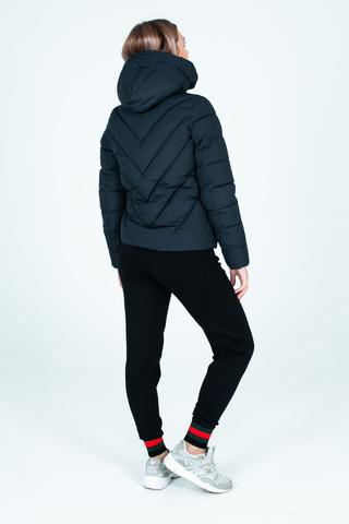 Куртка плащевка на синтепоне с капюшоном интернет магазин